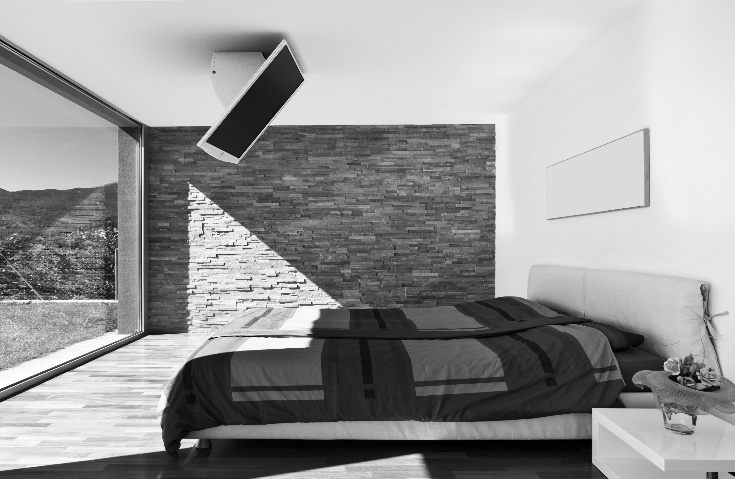 Angled Ceiling Tv Mount