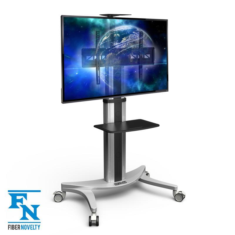 Mobilny stojak do telewizora - Ergosolid Adax 50