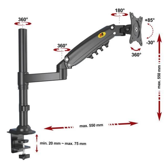 Specyfikacja uchwytu H80