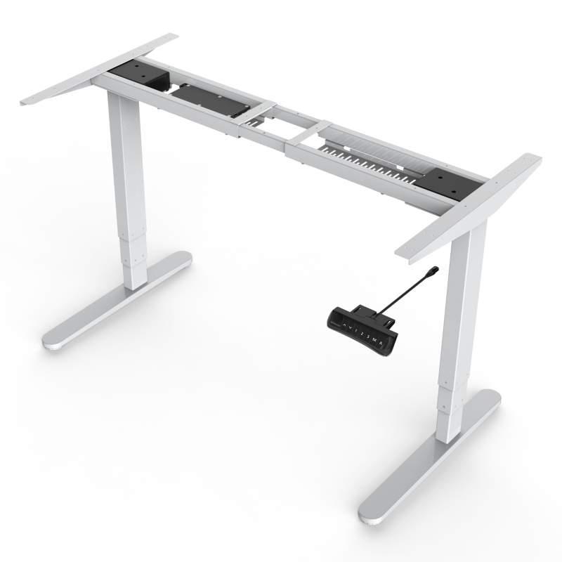Stelaż biurkowy z elektryczną regulacją wysokości -  Model: SR20