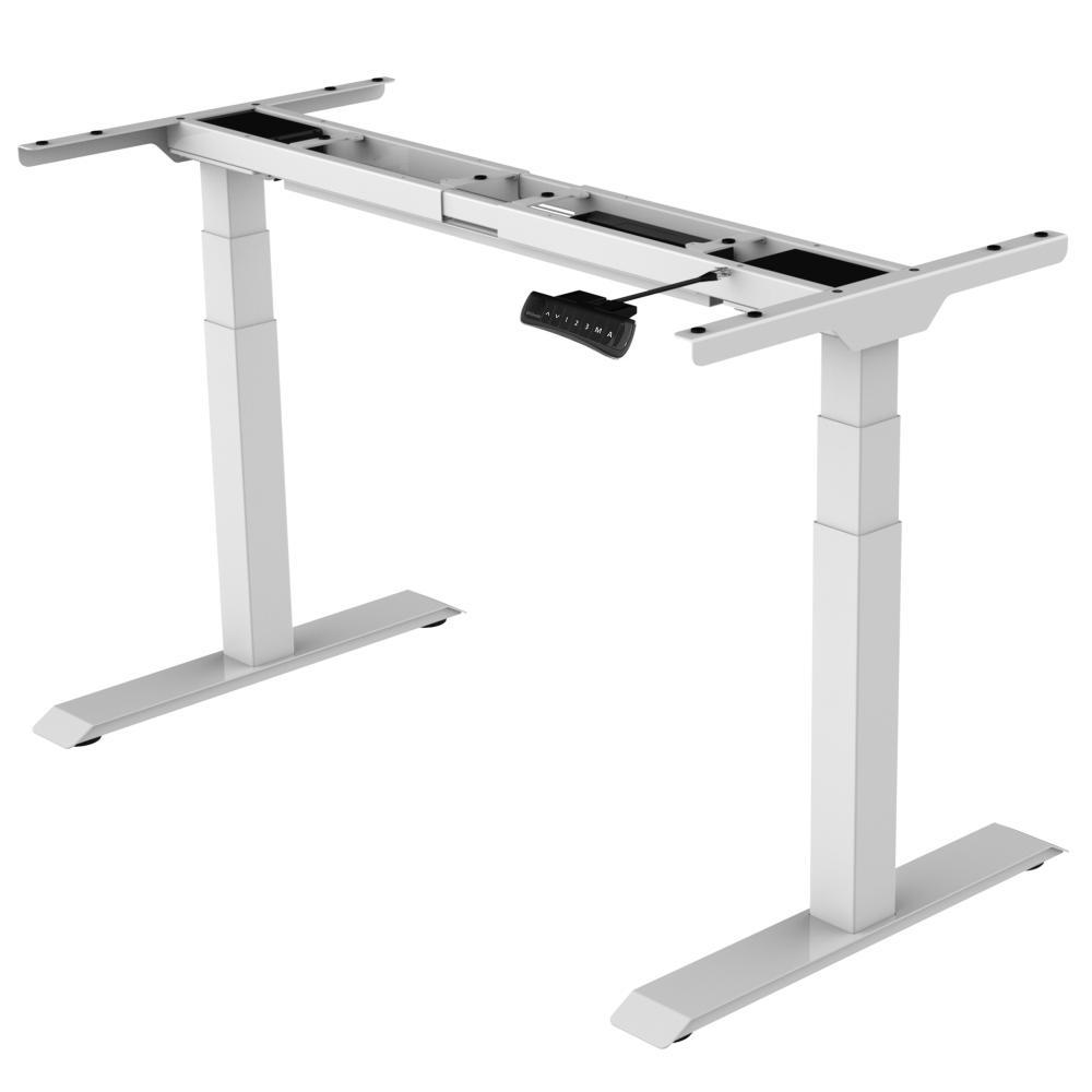 Stelaż biurkowy z elektryczną regulacją wysokości -  Model: SR21